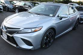new 2018 toyota camry xse 4dr car in san jose c180296 stevens