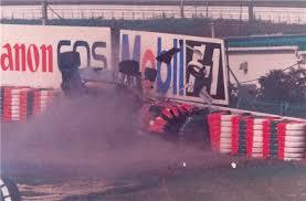 GP do Japão de Formula 1, Suzuka, em 1986 - blogdaggoo.blogspot.com