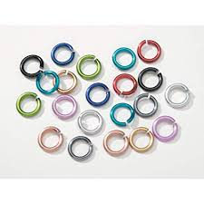 colored jump rings images Bulk buy darice diy crafts chain maille aluminum jump jpg
