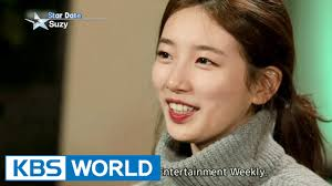 dramanice entertainment weekly guerilla date with suzy entertainment weekly 2015 11 27 youtube