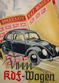 volkswagen wagon vintage vintage volkswagon beetle kdf wagon car print poster sizes a4 a3