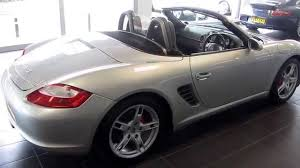 porsche 987 boxster s 3 2l manual at pct porsche specialists youtube