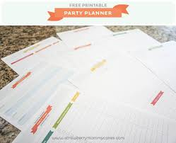 how to be a party planner best 25 diy party planner ideas on