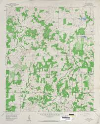 Parker Arizona Map by