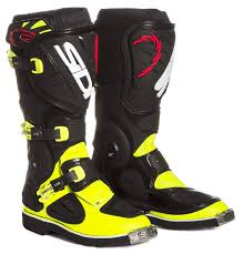 motocross youth boots sidi stinger boots by atomic moto