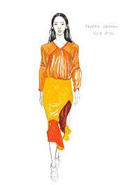 fashion illustration u2014 marcos chin