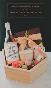 how to ask will you be my bridesmaid diy bridesmaid gift box with godiva green wedding shoes