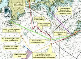 watershed u0026 study area changes buzzards bay national estuary program