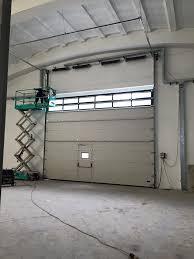 porte per capannoni portoni sezionali industriali breda