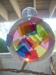 decorations made out of tissue paper diy