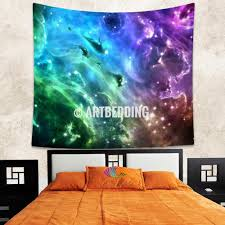 wall murals wall tapestries canvas wall art wall decor tagged galaxy tapestry multicolor nebula with stars wall tapestry galaxy tapestry wall hanging stars galaxy wall tapestries galaxy home decor space wall art