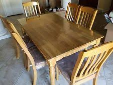 oak dining room sets oak dining sets ebay