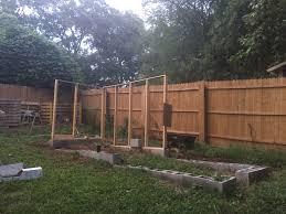 modified garden coop aka hennsylvania backyard chickens