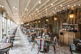 best winter terraces and rooftop bars in london condé nast traveller