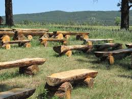 Log Outdoor Furniture by Tree Log Benches Want To Make These For Around My Firepit