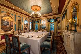 fancy dining room enjoy a fancy dinner at disneyland in a private suite for 15 000