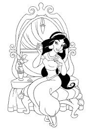 coloriage bebe raiponce princesse disney cute dessin gratuit