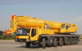 ajanta cranes in udaipur rajasthan india all type cranes available