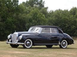 mercedes adenauer rm sotheby s 1954 mercedes 300 adenauer cabriolet
