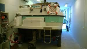 flipper 760 motor boat 1990 mustasaari nettivene