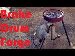 Backyard Blacksmithing Best 25 Brake Drum Forge Ideas On Pinterest Diy Forge Drum
