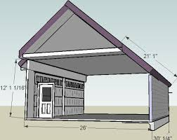 saltbox garage roof frame page 2 framing contractor talk