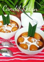 membuat kue dari tepung ketan 335 resep candil tepung ketan enak dan sederhana cookpad