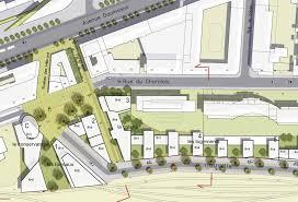 bureau d ude urbanisme lyon nouvelle rue et place aux abords de la gare de lyon bau