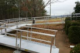 Wheelchair Ramp Handrails Wheelchair Ramps 101 Mobility Of Charlotte