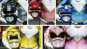 download 3d print power rangers helmets free