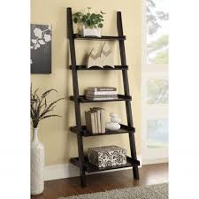 Narrow Bookcase Espresso by Bookcases Threshold Carson 5 Shelf Bookcase Midtone Threshold