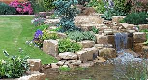 Rock Garden With Water Feature Create A Stunning Water Feature Today Decorative Aggregates