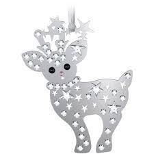 swarovski 2013 baby reindeer ornament you can