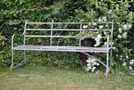 Wrought Iron Bench Seat Wrought Iron Regency Victorian Garden Bench Seat Buy In Halstead