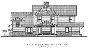 side elevation builders inc