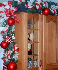 Kitchen Christmas Tree Ideas Christmas Kitchen Decor Ideas A Nice Kitchen Makes A Happy Family