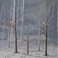 pre lit twig trees trees 2017