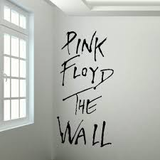 aliexpress com buy zn c072 large pink floyd the wall mural art aliexpress com buy zn c072 large pink floyd the wall mural art sticker decal cut matt vinyl wall decal for living rooom home decoration from reliable