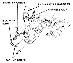 starter on honda civic repair guides engine electrical starter autozone com
