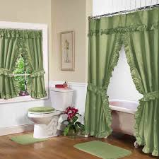 Curtains Decorations Gorgeous And Stunning Curtains For Bathroom Decoration