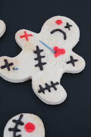 voodoo doll halloween cookies let u0027s mingle blog
