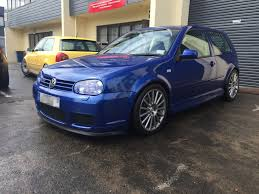 volkswagen r32 vw golf mk4 r32 in for a milltek exhaust and stage 2 tune