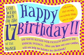 doc 900900 17 birthday card u2013 by your age funny 17th birthday