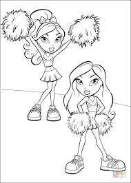 pom pom coloring pages coloring