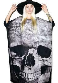 boho halloween costume killstar skull boho dress dolls kill