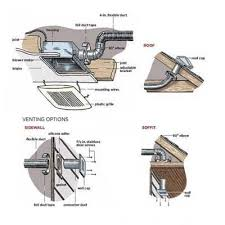 sidewall bathroom exhaust fans how to install a bathroom vent fan fans photography and bathroom