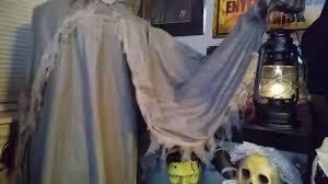 zombie bride spirit halloween animated gatekeeper spirit halloween prop youtube