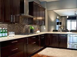 color kitchen cabinets with granite countertops espresso shaker cabinets with granite countertops