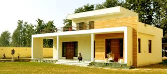 contemporary architecture design for home in delhi and