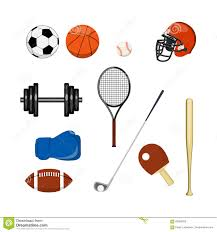 different types of sports stock vector image 43722021
